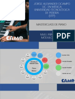 MasterClass. Piano. Clase N°3.