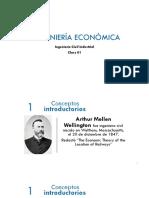 Clase 01 Ingeniería Económica (1)