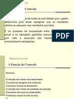 VI - Função Controlo (2)