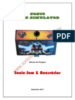Manual de Pinagem. Sonic Code Simulator-1
