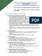 Anexa 11.6 - Indicatori de minitorizare SIDDDD