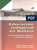 Educación Indígena en Bolivia.pdf