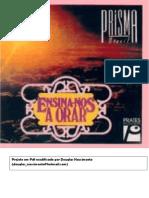 Songbook - Prisma - Álbum de Partituras Ensina-nos a Orar - Prisma Brasil
