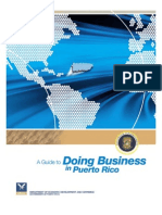A Guide to Doing Business in Puerto Rico