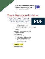 TRABAJO DE DISEÑO VIDEOS