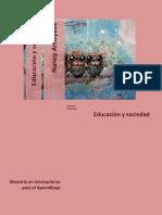 Educación y sociedad -ensayo