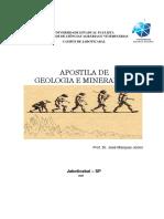 Apostila de Geologia e Mineralogia UNESP.pdf