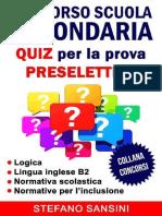 Quiz concorso scuola plus  inglese B2.epub