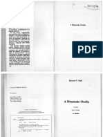 Edward T. Hall - A dimensão oculta (1977, Francisco Alves) - libgen.lc.pdf