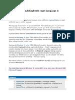 How to Set Default Keyboard Input Language in Windows 10.pdf