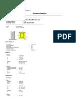 Anexo 1. Datos Placa base Tipo 1-2
