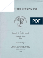 Marines in the Mexican War