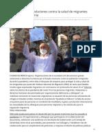 proceso.com.mx-ONG denuncian violaciones contra la salud de migrantes durante la pandemia.pdf
