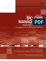 TPC Case Management Handbook an Integrated Case Management Approach