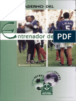 93- Cuaderno Del Entrenador de Futbol, FOLGUEIRA