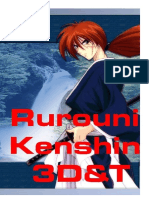 3D&T - Rurouni Kenshin