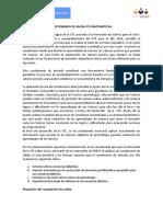 8. CUESTIONARIO DE SALIDA STS MATEMÁTICAS