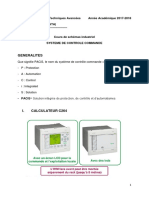 COMPLEMENT COURS Controle Commade N