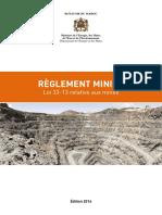 Reglement_minier Loi 33-13 relative aux mines Maroc.pdf