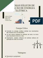Energia Eólica - Final