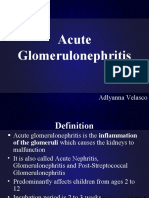 Acute Glomerulonephritis(3)