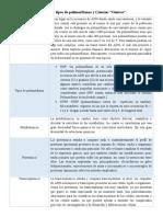 Definición y tipos de polimorfismos