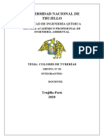 COLORES DE TUBERIAS