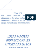 LOSA BIDIRECCIONAL