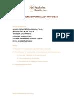 CIMENTACIONES REPORTE FER M