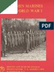 Women Marines in World War I