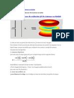 Antenas en Matlab