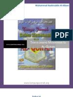 Soal Jawab Dalam Memahami Isi Al-Quran