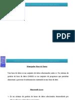 Manejador de base de datos Access.pptx