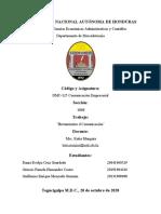 Herramientas de Comunicación Grupo 6