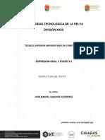 CONSTRUCCIÓN C – A3 U1 – JOSE MANUEL SANCHEZ GUTIERREZ