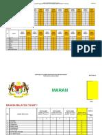 TAPAK DATA MURID JPN PAHANG PPD BILANG 2 2020