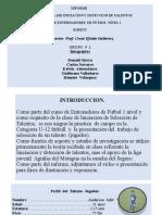 Presentación Seleccion de Talentos (Futboll).pptx