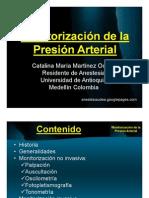 Monitoria de la Presion arterial[1]