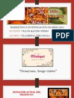 MARKETING E INVESTIGACIÓN DE MERCADO