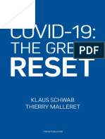 COVID-19 The Great Reset by Schwab and Malleret (2020)