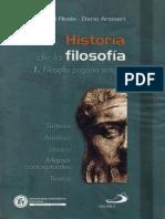 Reale & Antiseri - 1. Historia de la Filosofía. Filosofía pagana antigua (2007).pdf