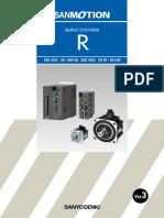 SANMOTION Servo System R