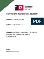 Informe pc2