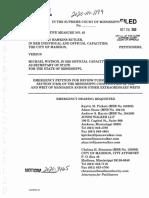 Mayor I65 Complaint