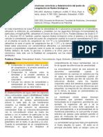 Informe #1-Preparación de soluciones osmolares y determinación del punto de congelación en fluidos biológicos