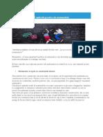 5 aplicatii practice ale matematici