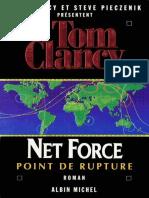 Tom Clancy - [Net Force 4] Point de Rupture