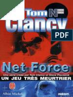 Tom Clancy - [Net Force Explorers 1] Un Jeu Tres Meurtrier [EPub]