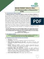 Recrutement CAF Educo Mali.pdf
