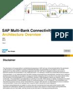 SAP Multi-Bank Connectivity_Architecture_Introduction_2018